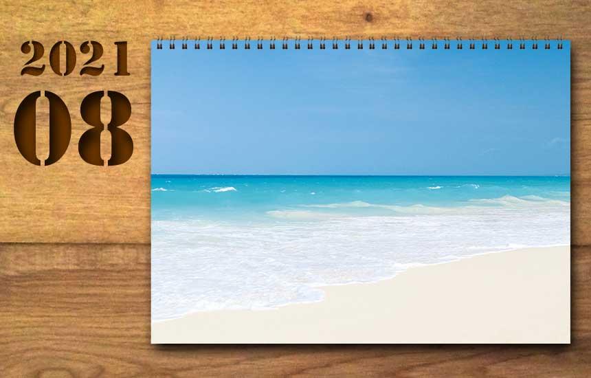 2021年8月の運勢カレンダー(星座占い・宿曜・六曜)