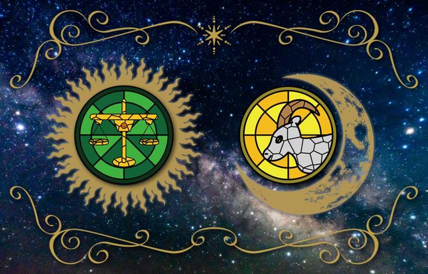 星座占い「天秤座(太陽)と山羊座(月)のコンビネーションで鑑定する今の運勢」