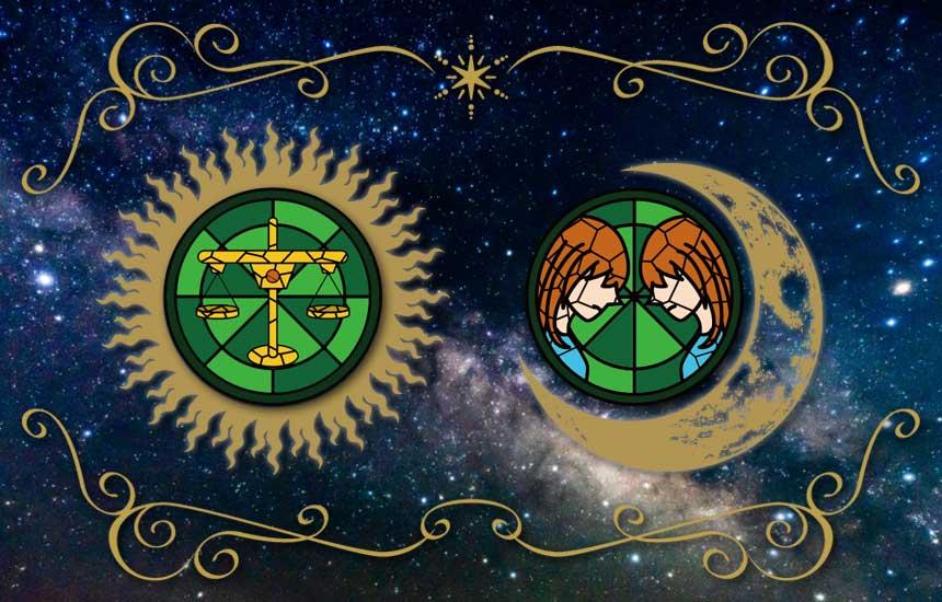 星座占い「天秤座(太陽)と双子座(月)のコンビネーションで鑑定する今の運勢」