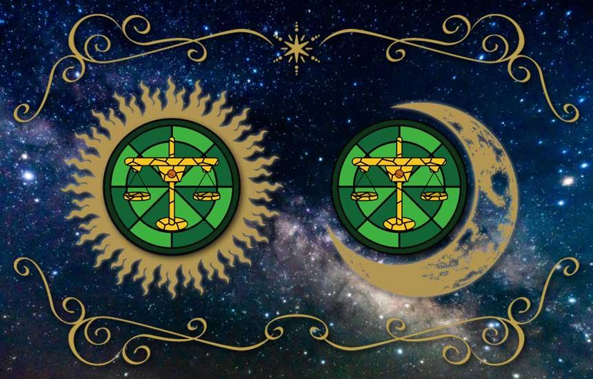 星座占い「天秤座(太陽)と天秤座(月)のコンビネーションで鑑定する今の運勢」